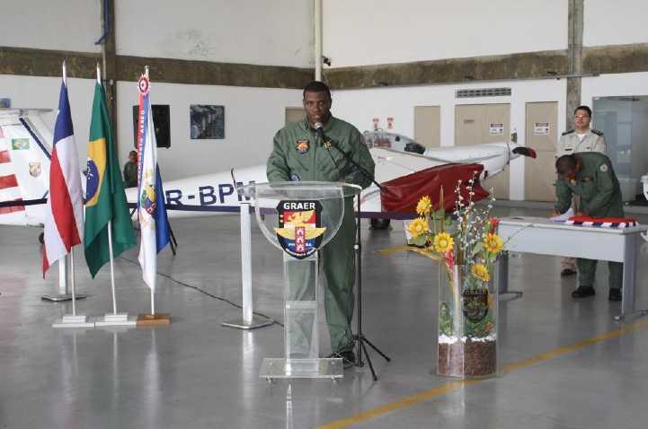 Solenidade de Elevação a Comandante de Avião, do Ten PM SOLON ANDERSON ROCHA FERREIRA 4