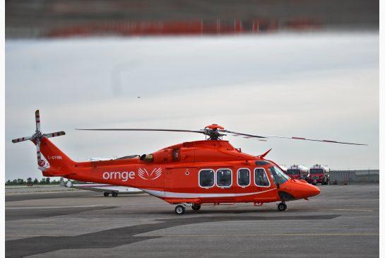 AW139 ORNGE
