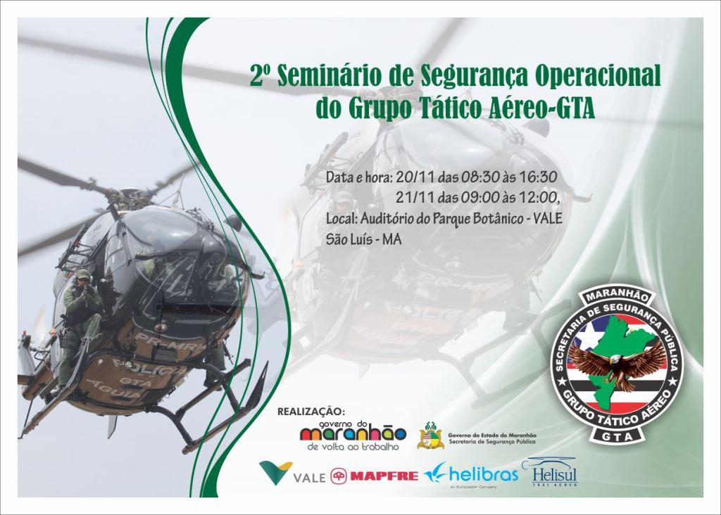 II Seminário de Segurança Operacional do GTA/MA
