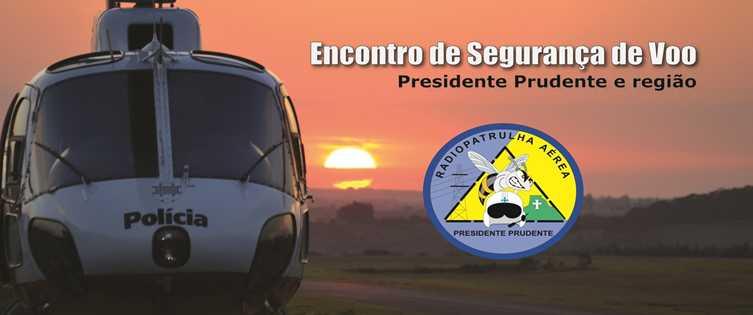 Encontro de Segurança de Voo - Presidente Prudente - 2013