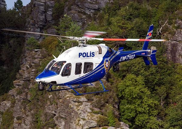 Bell 429 - Polícia Nacional da Turquia