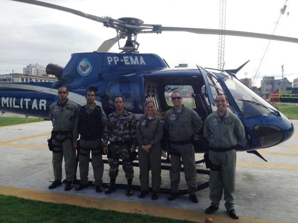 Rio envia helicóptero para ajudar vítimas da chuva no Espírito Santo