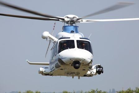 AW139 Polícia Itália 1