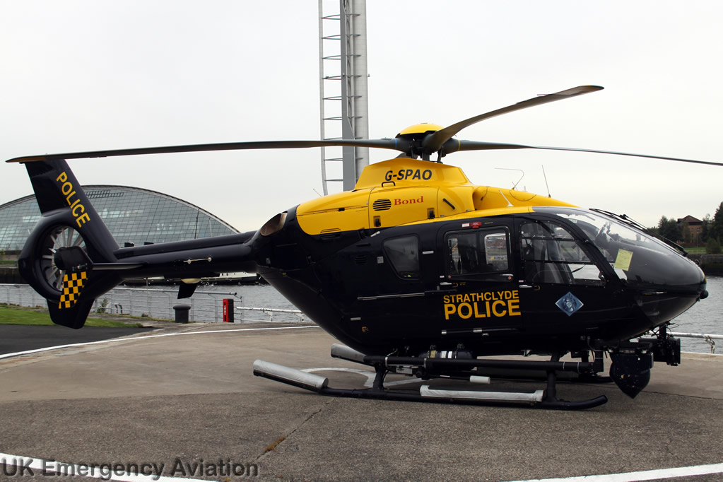 EC135 G-SPAO