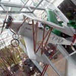 """Durante o evento foi exibido um modelo reduzido do biplano """"São Paulo"""", construído no Campo de Marte em 1925, pela Força Pública de São Paulo. Esse modelo fará parte do futuro acervo do museu do GRPAe. Fotos Ivan Plavetz."""