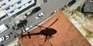 Harpia 05 em acompanhamento a veículo suspeito em Vila Velha