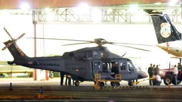 AW139-Policia Federal