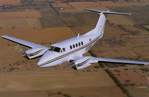 BEECHCRAFT-KING-AIR-200