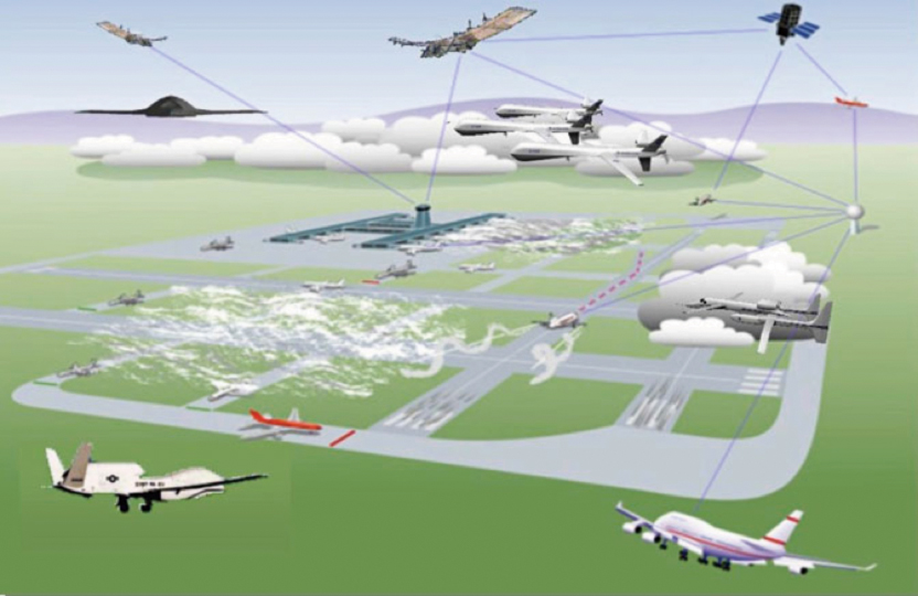 Estados Unidos terá centros de testes para integração de sistemas aéreos não tripulados no espaço aéreo controlado