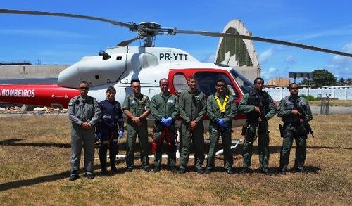 Helicóptero Arcanjo Alagoas - 1