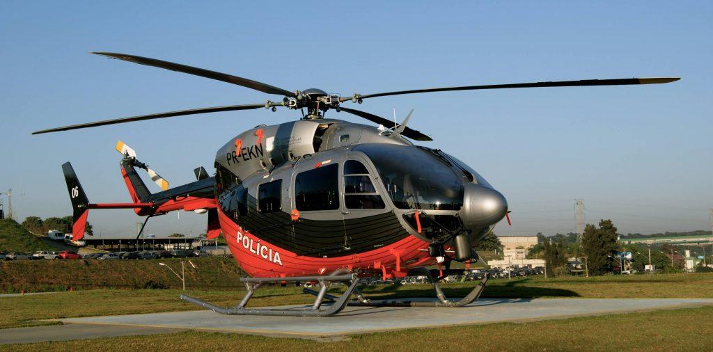 Helicóptero Ciopaer/CE.