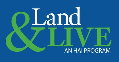 Land and Live