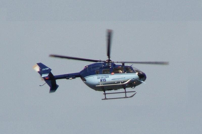 EC145 Polícia Federal Argentina