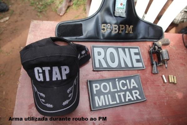 Arma dos Bandidos