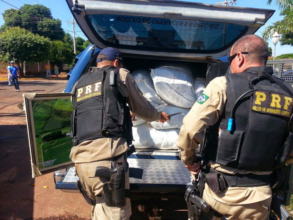 Helicóptero participa da Operação Prometeu em Mato Grosso do Sul. 2