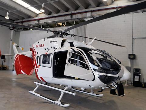 Governo de Minas destinará seis helicópteros para resgates aeromédicos.