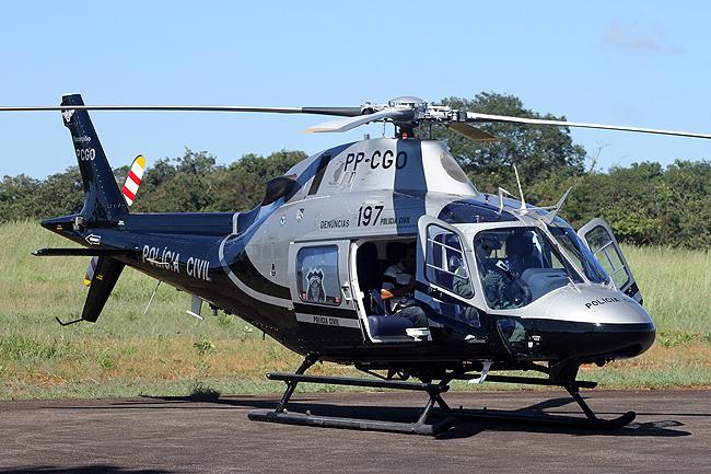 Após dois anos, laudo sobre as causas do acidente com o helicóptero da Polícia Civil não está concluído.