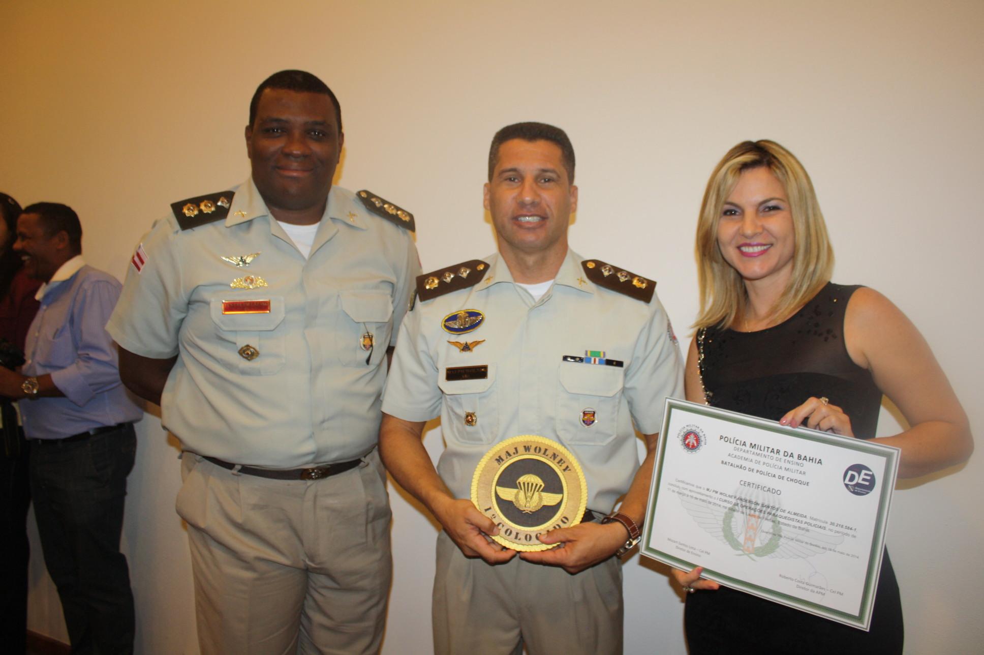 1º Curso de Paraquedistas Policiais Militares da Bahia (COPQD)