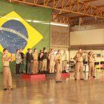 Foto: Apresentação Musical do Sexteto de Metais da Orquestra Sinfônica da Polícia Militar