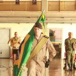 oram agraciados militares do Btl RpAer com a Medalha de Mérito Militar nos graus Prata e Bronze.