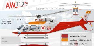RS investe R$ 26 milhões na aquisição de helicópteros para o Samu