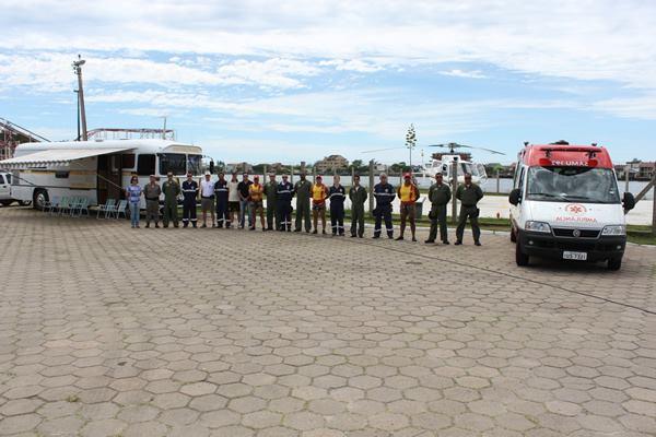 Operação conjunta BM e SAMU - foto Brigada Militar (1)