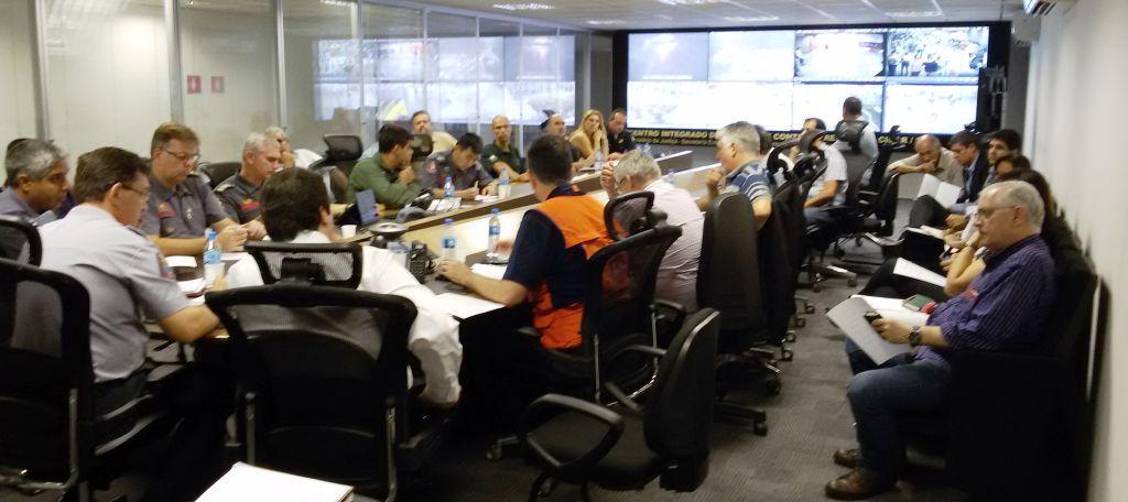 Centro Integrado de Comando e Controle - O Legado da Cooperação