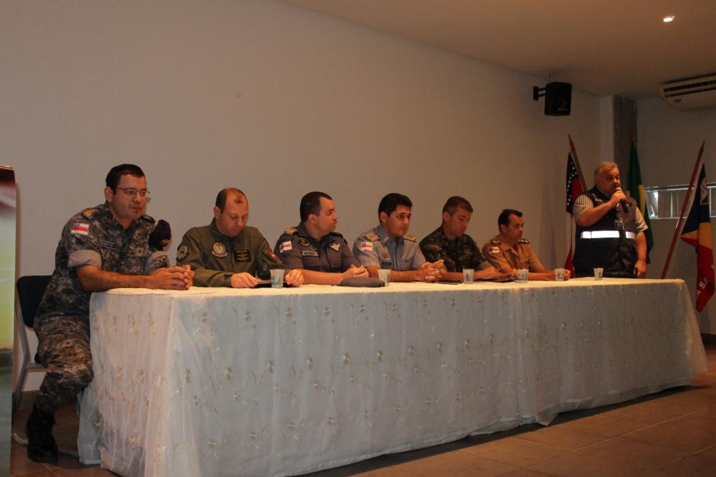 GRAer/AM realizou em Manaus o II Ciclo de Palestras de Segurança de Voo