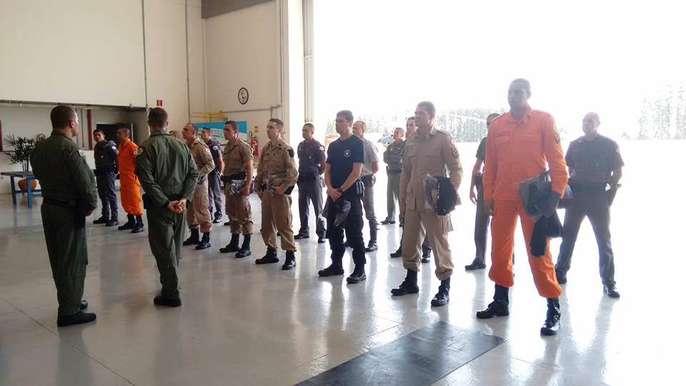 BRPAe Piracicaba inicia Curso de Tripulante Operacional - CTO/II - 2015