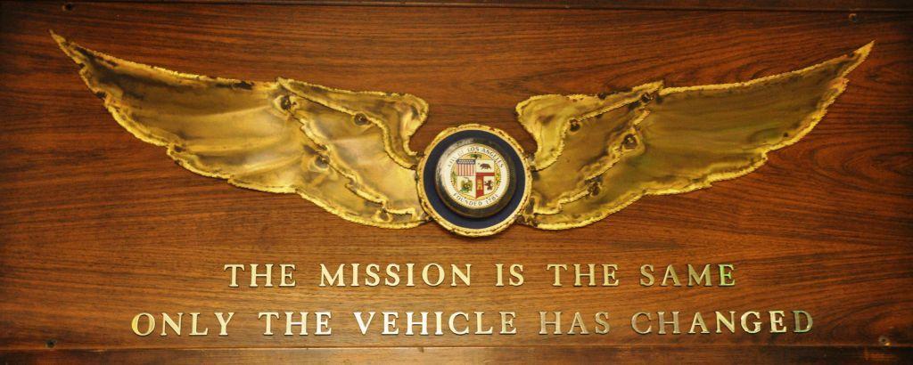 A missão é a mesma, somente o veículo que muda