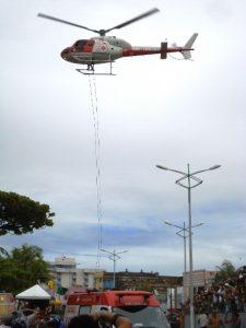 SESAU Medicos e Profissionais que atuam no Samu Aeromedico foram capacitados_foto_Carla Cleto