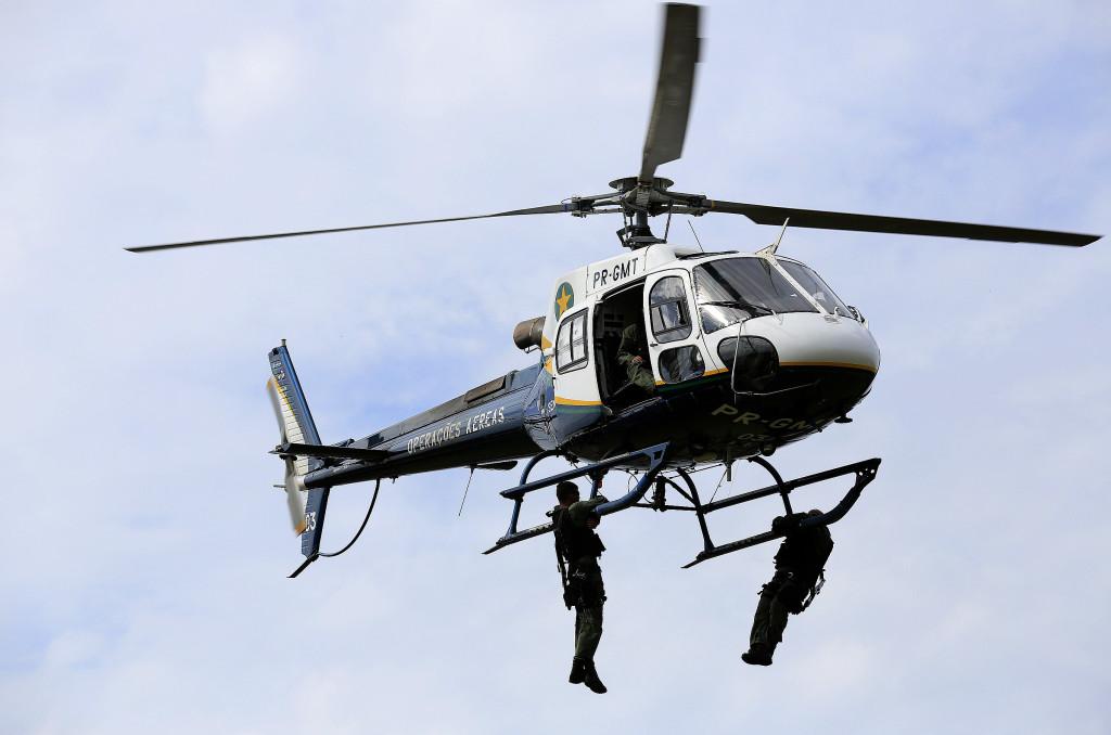 Ciopaer/MT prepara novos tripulantes com curso operacional