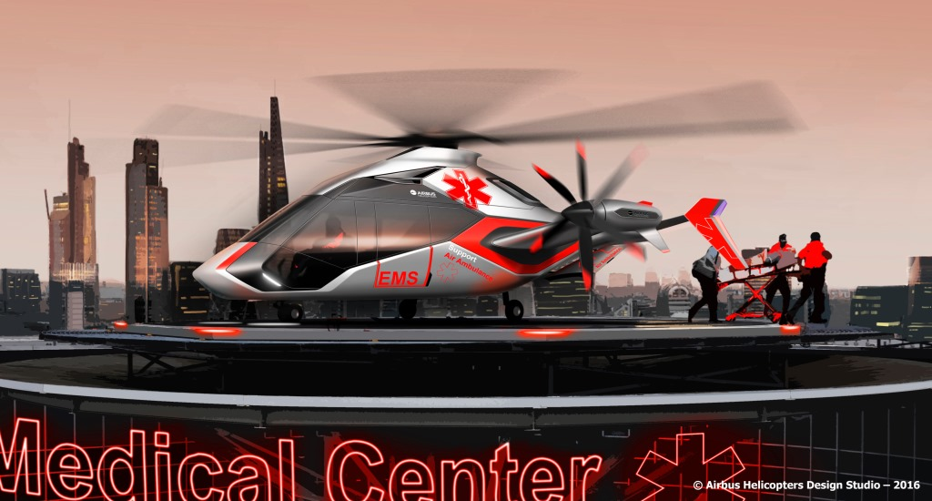 Clean sky EMS_ Airbus Helicopters Design Studio