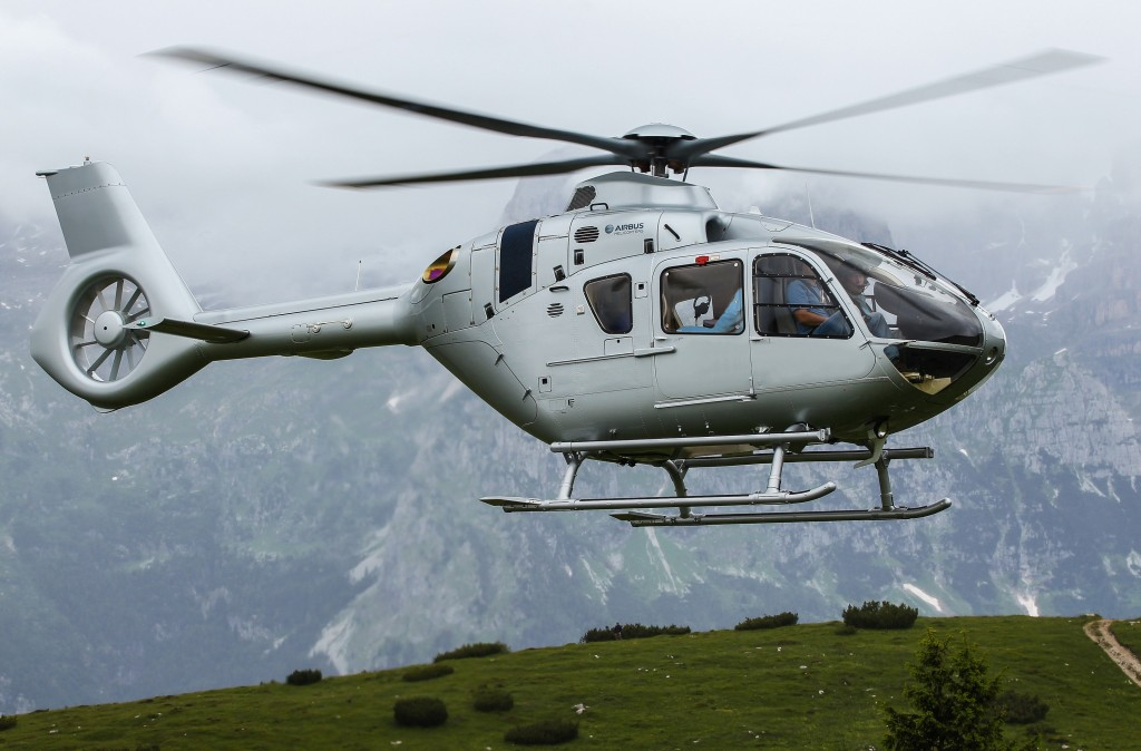 Crédito: Airbus Helicopters/ Divulgação