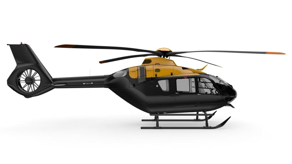 Crédito imagens: Airbus Helicopters.