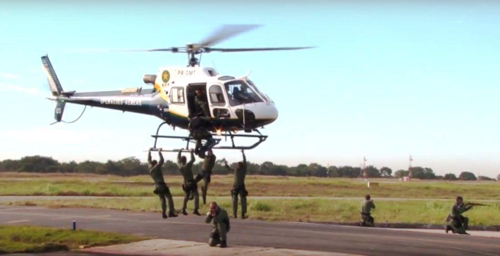 5º Curso de Tripulante Operacional Multimissão (TOM-M).