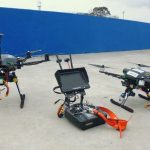 IACIT faz demonstração de equipamento anti drone adquirido pelo Exército. Foto: Eduardo Beni.