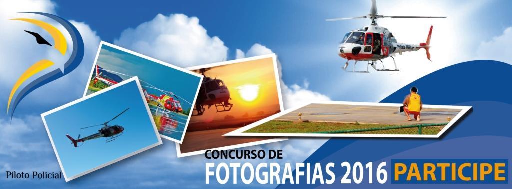 Piloto Policial lança Concurso de Fotografias - 2016