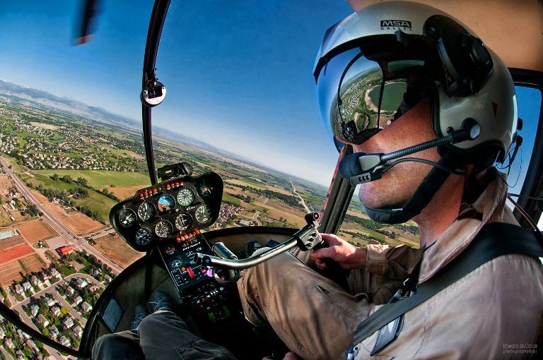 Foto 01 - Principal piloto