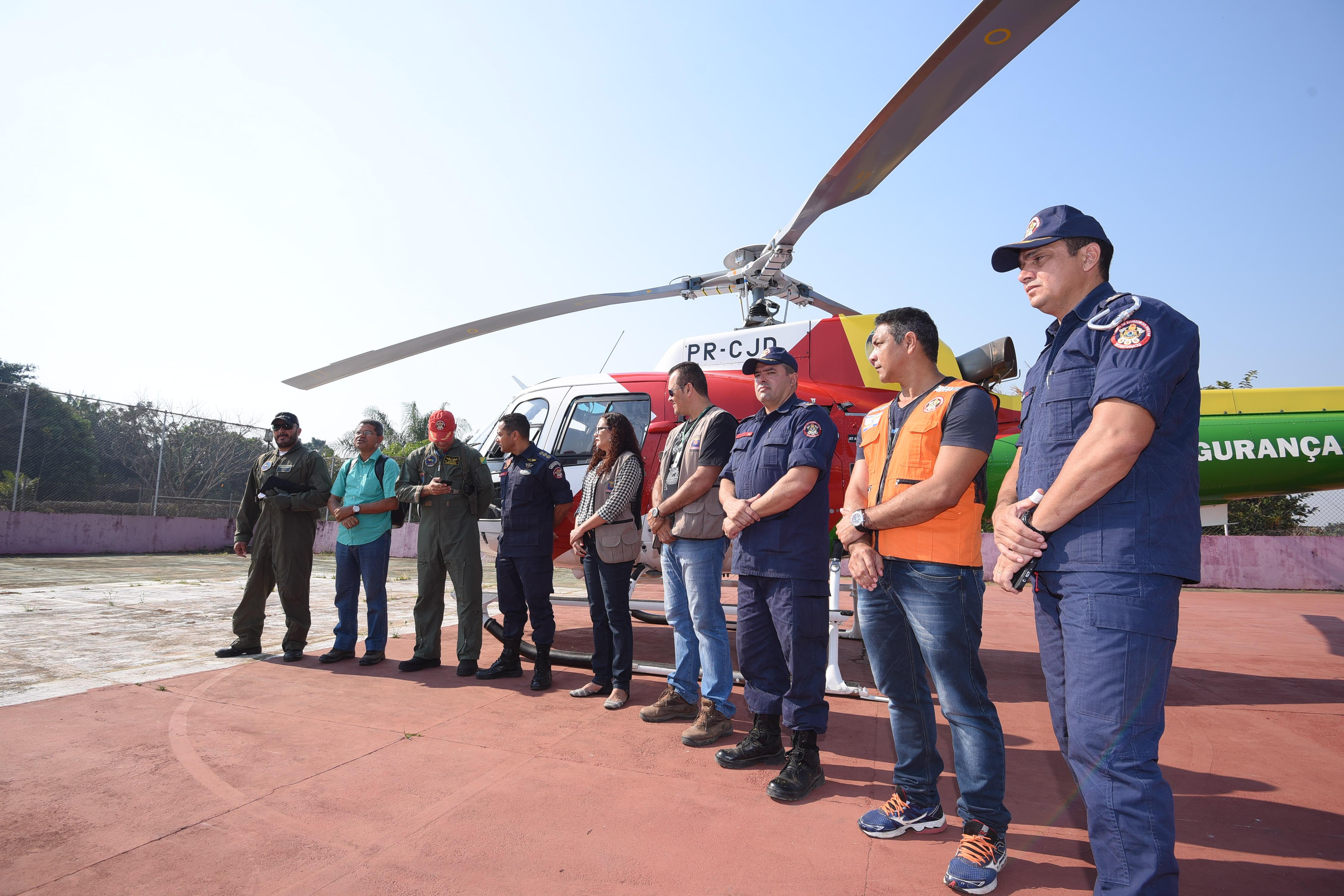 Força-tarefa atuará com mais rigor no combate às queimadas no Acre