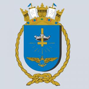 Brasão da Base Aérea Naval de São Pedro da Aldeia