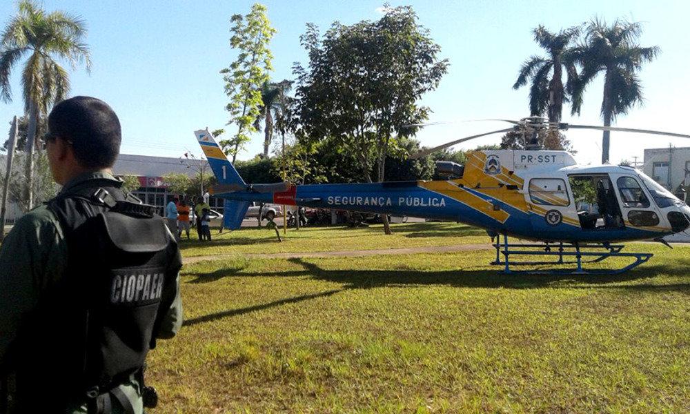 Polícia Civil monitora divisas em ação do pacto interfederativo