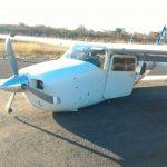 Pégasus 15, avião Cessna 210 Centurion da Polícia Militar de Minas Gerais, matrícula PR-COB