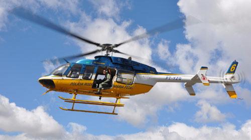 helicóptero PRF