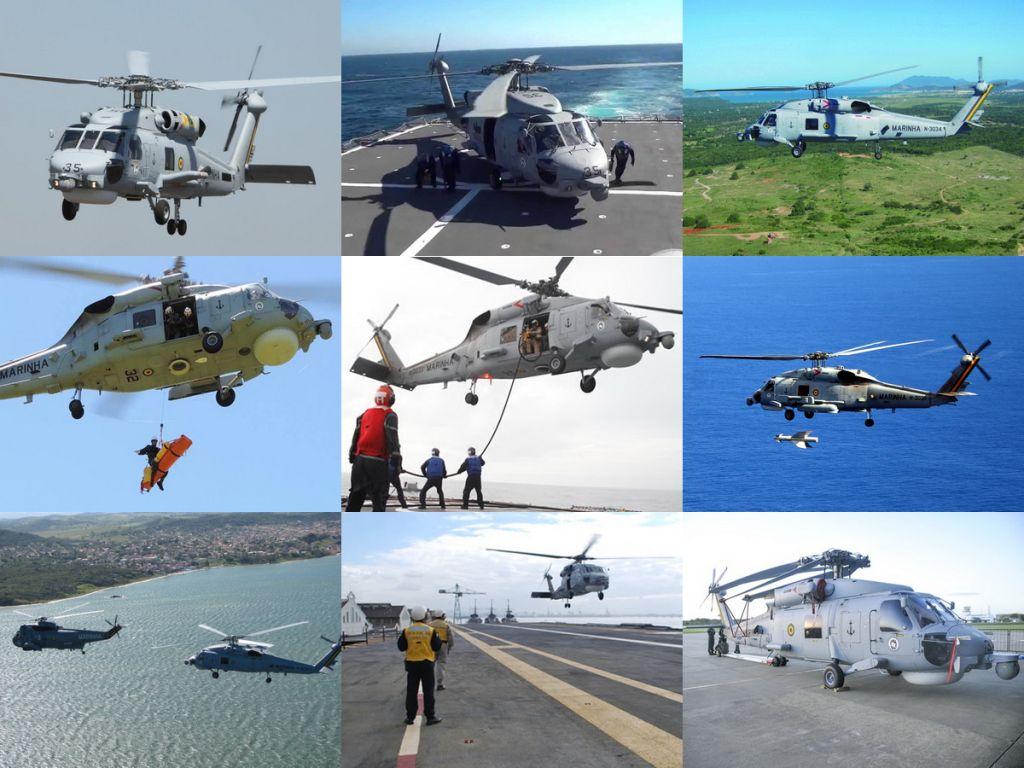 MH-16 SeaHawk. (Todas as fotos: Marinha do Brasil)