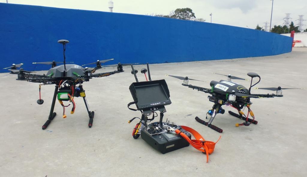 Maioria dos acidentes de drones é causada por falhas técnicas