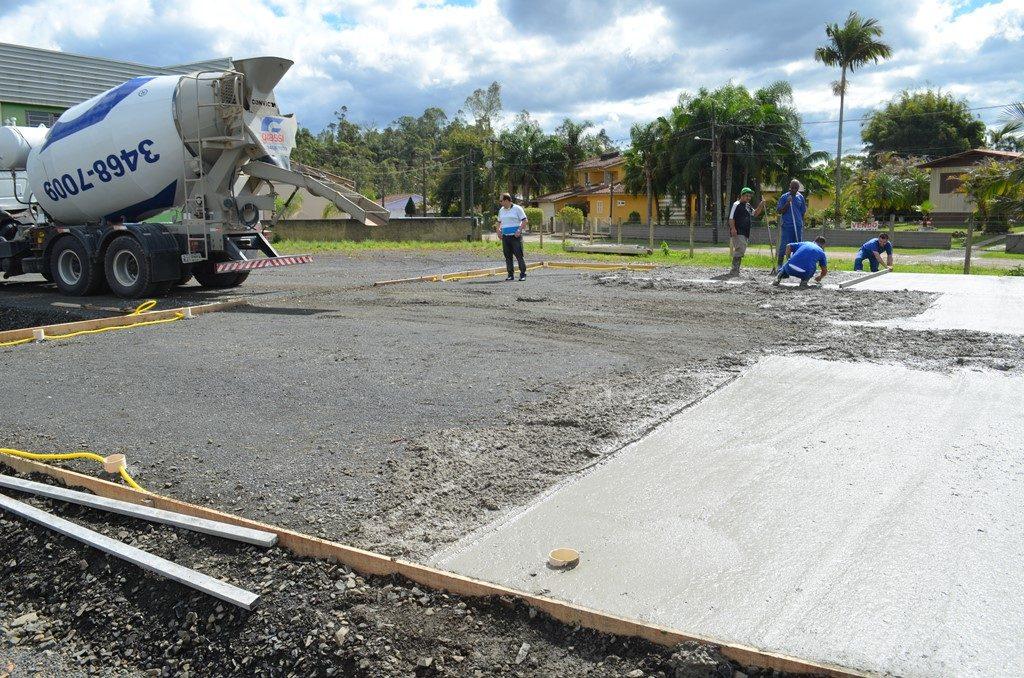 Câmara de Dirigentes Lojistas de Criciúma apoia construção da base do Serviço Aeropolicial