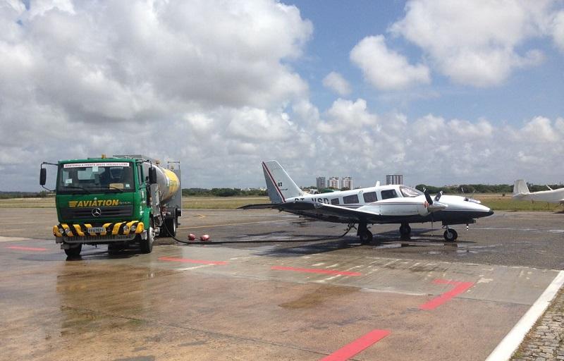 Avaliação do tempo resposta no combate a incêndio em aeronaves
