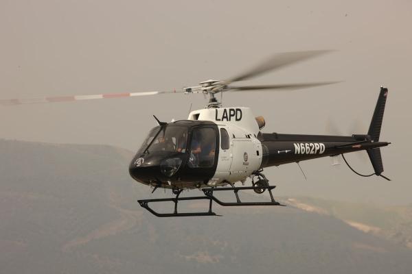 Modelo H125 continua sendo o líder de vendas em aviação policial na Califórnia e nos EUA.