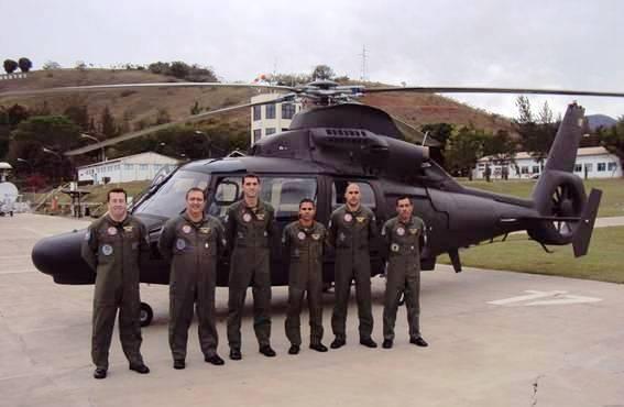 Helibras entrega mais um Pantera K2 ao Exército
